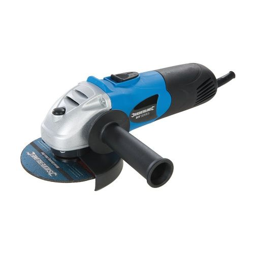 Silverline 571295 DIY Angle Grinder 115mm 650W